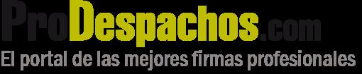 ProDespachos.com es el mayor directorio de despachos profesionales de España (abogados, economistas, gestores, auditores, etc.).