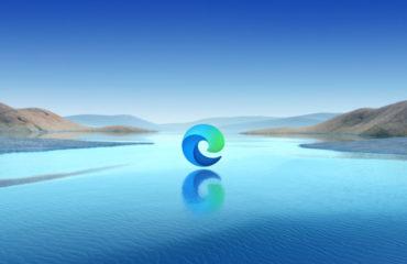 Edge paisaje Microsoft