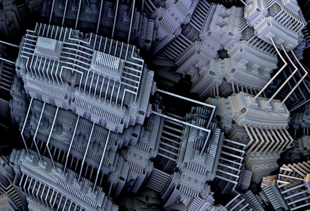 La computación cuántica contribuirá a que la informática evolucione a otro nivel cualitativo. Recreación de Equipo de tecnología cuántica.