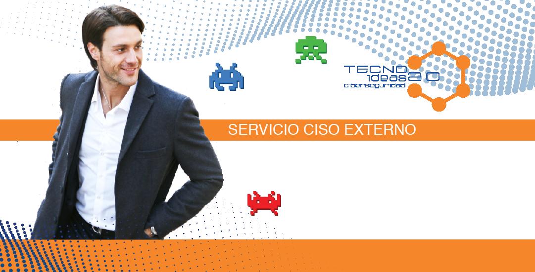 Serv icio CISO externo - cast