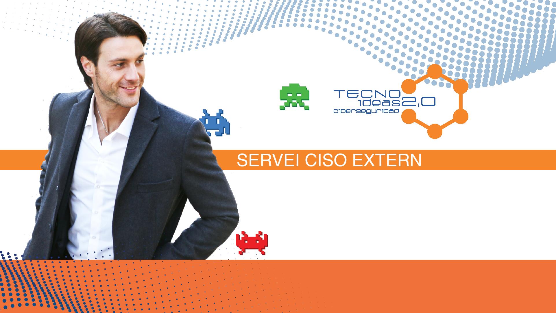 Servicio CISO externo - slide - cast