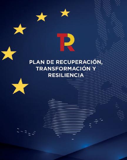 Leyes muy lentas: Plan de Recuperación, Transformación y Resilencia contra la COVID-19 del Gobierno de España.