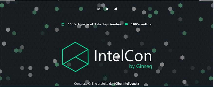 """""""El objetivo final de IntelCon 2021 es que cada participante salga satisfecho y con sólidos fundamentos principales cubiertos tras el evento."""""""