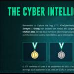 Y los ganadores del CTF de IntelCon2021 son...