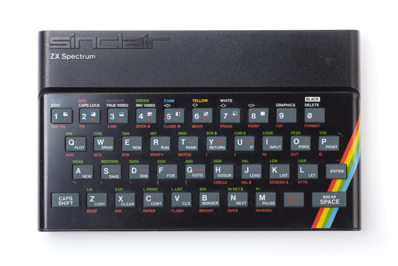 Muere Sir Clive Sinclair, inventor del ZX Spectrum